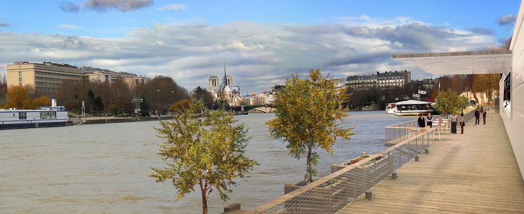 front-de-Seine