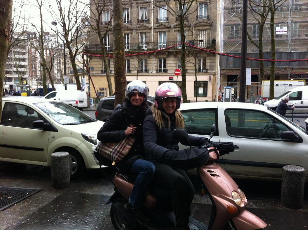Valérie Montandon et Isabelle Tavaux © Arnaud Guy