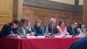 Quelques minutes avant le Conseil d'arrondissement du 26 janvier 2015